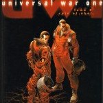 Universal War One, T3 : Caïn et Abel – Denis Barjam