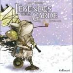Légendes de la Garde, T2 : Hiver 1152 – David Petersen