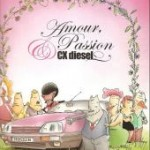 Amour, Passion & CX Diesel – Fabcaro & James