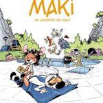 Maki, T1 : Un lémurien en colo