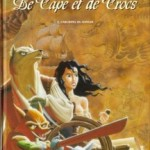 De cape et de crocs, T3 : L'archipel du danger – Alain Ayroles & Jean-Luc Masbou