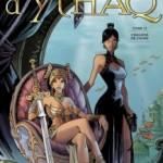 Les naufragés d'Ythaq, T11 : L'haleine de l'ogre – Christophe Arleston & Adrien Floch