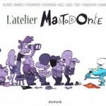 L'atelier mastodonte, T2 : Alfred, Guillaume Bianco, Benoît Feroumont, Keramidas, Julien Neel, Nob, Tebo, Lewis Trondheim & Yoann