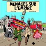 Les Aventures de Philip et Francis, T1 : Menace sur l'Empire – Nicolas Barral & Pierre Veys
