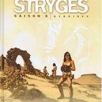 Le chant des stryges, T15 : Hybrides