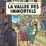 Blake et Mortimer, T25 : La vallée des immortels, 1 : Menace sur Hong Kong